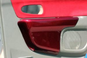 Mitsubishi аквапринт карбон